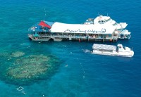 GBR Helicopters Cairns Reef Magic Platform