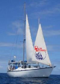 sailing boat Rum Runner Cairns