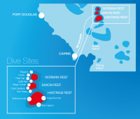 Outer Barrier Reef Sites