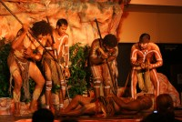 Tjapukai by Night Dinner and Show Package