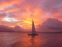 Aquarius - Sunset Sailing Port Douglas