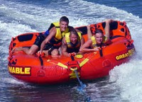 North QLD Watersports - Bumper Tube Ride