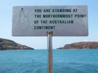 Oz Tours 8 Day Cape York Safari Fly/Drive -Tip of Australia